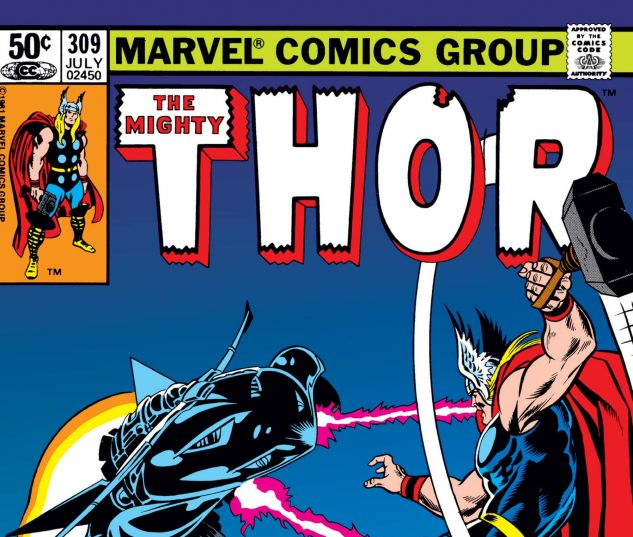 THOR (1966) #309