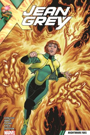 Jean Grey Vol. 1: Nightmare Fuel (Trade Paperback)