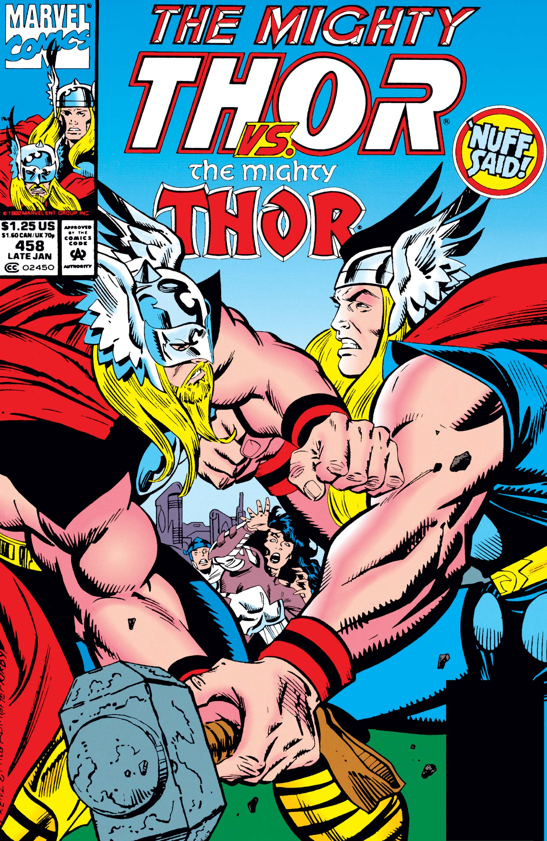 Thor (1966) #458