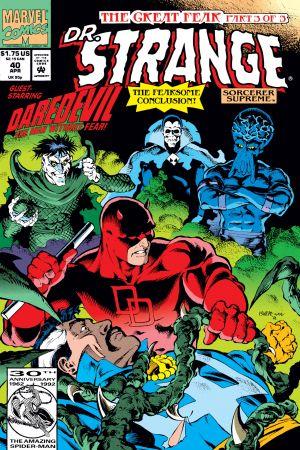 Doctor Strange, Sorcerer Supreme #40