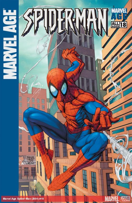 Marvel Age Spider-Man (2004) #18