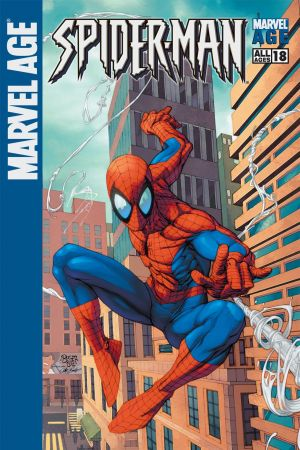 Marvel Age Spider-Man #18