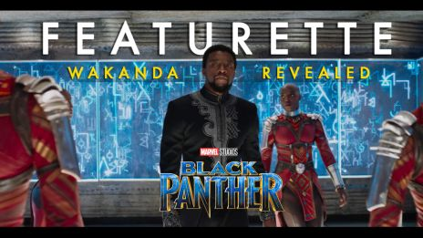 Marvel Studios' Black Panther - Wakanda