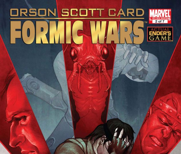 Formic Wars: Burning Earth (2011) #2