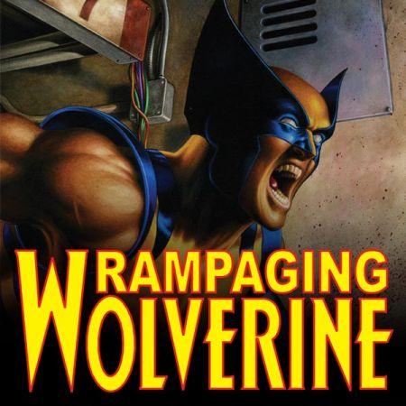 Rampaging Wolverine