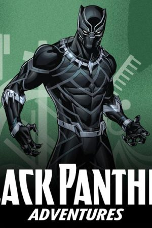 Black Panther Adventures (2018)