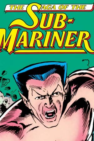 Saga of the Sub-Mariner (1988 - 1989)