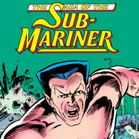 Saga of the Sub-Mariner (0000-2016)