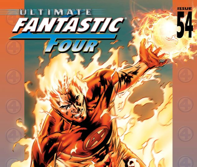 Ultimate Fantastic Four (2003) #54