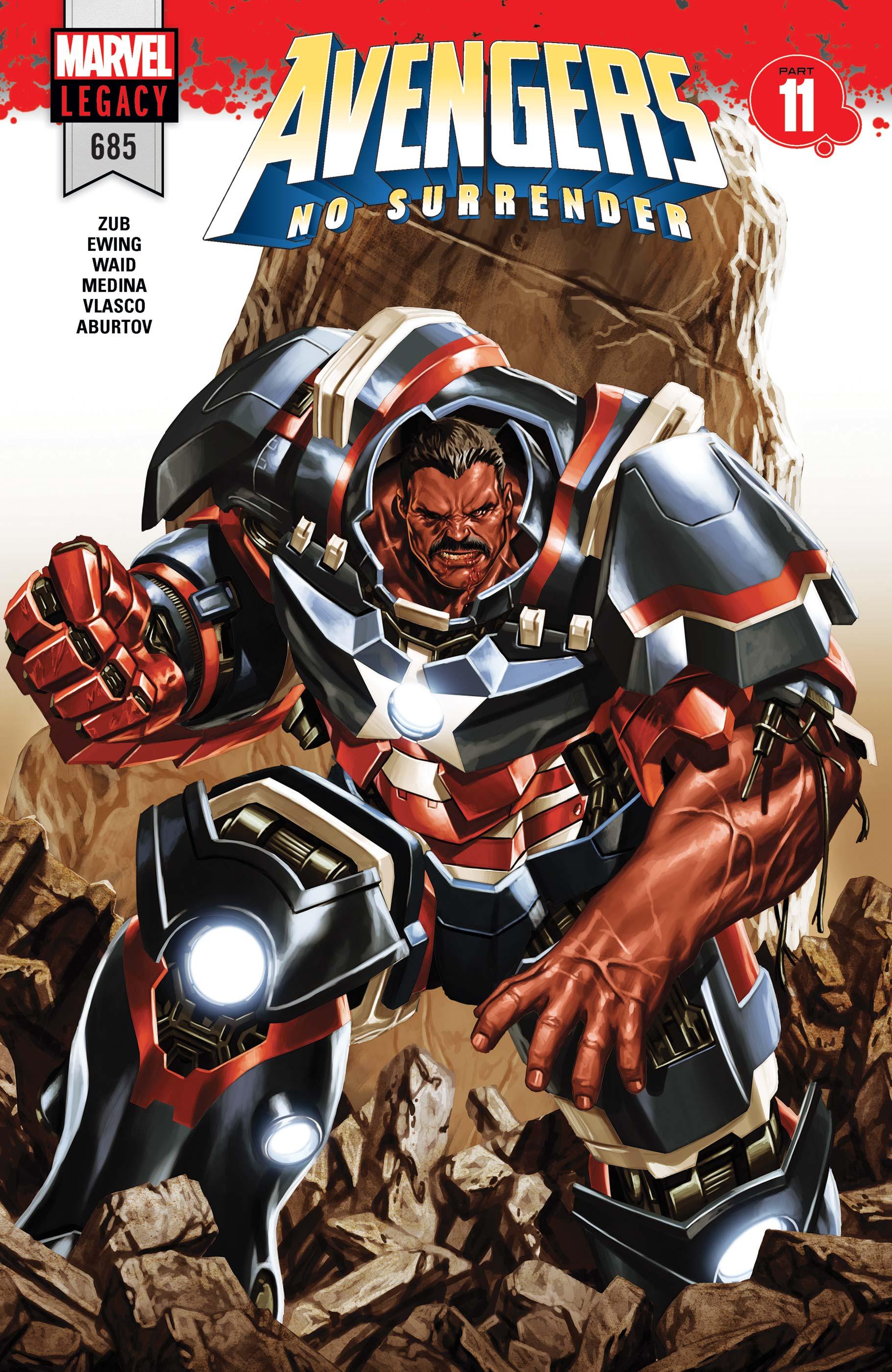 Avengers (2016) #685