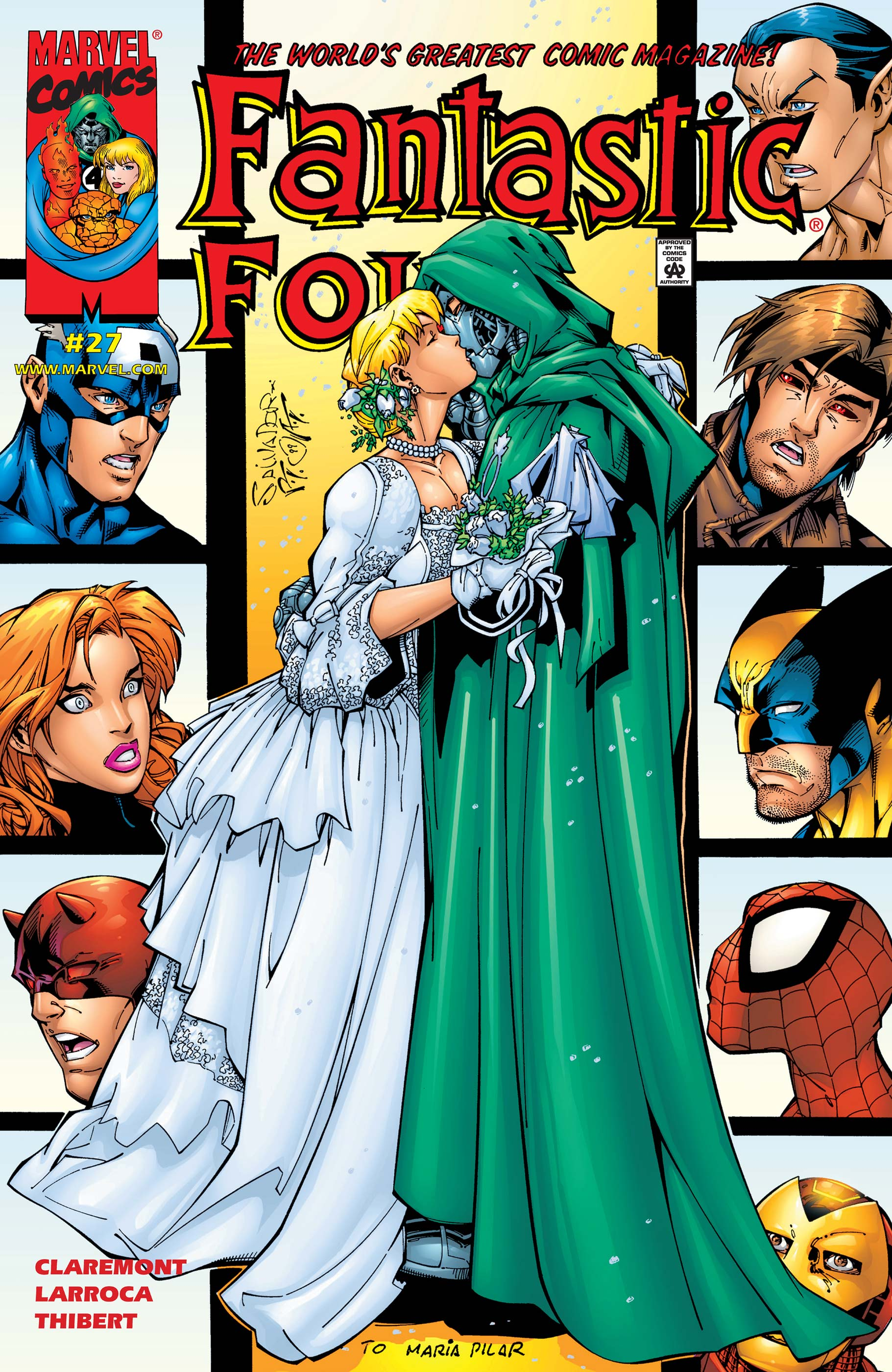 Fantastic Four (1998) #27