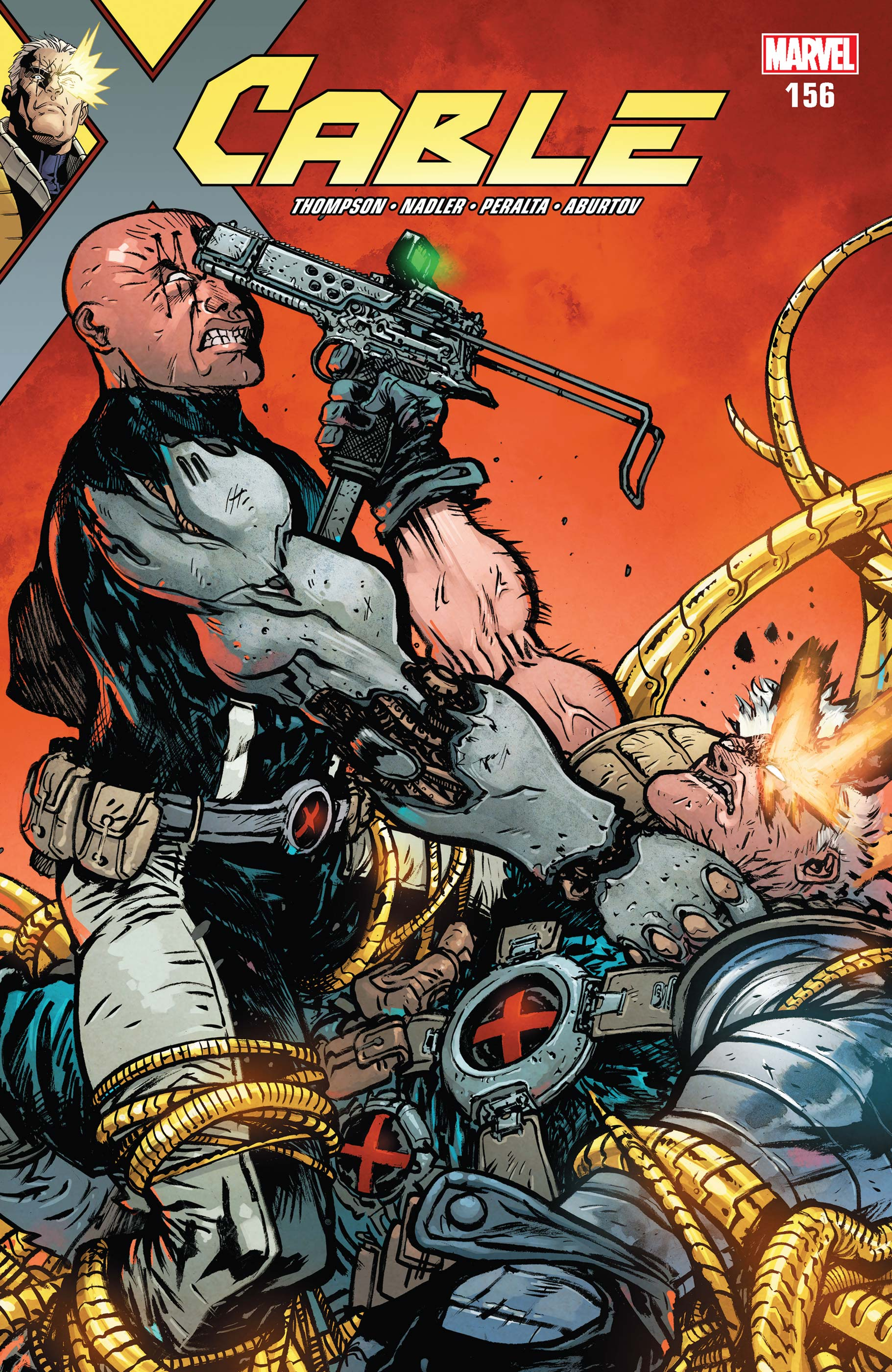 Cable (2017) #156