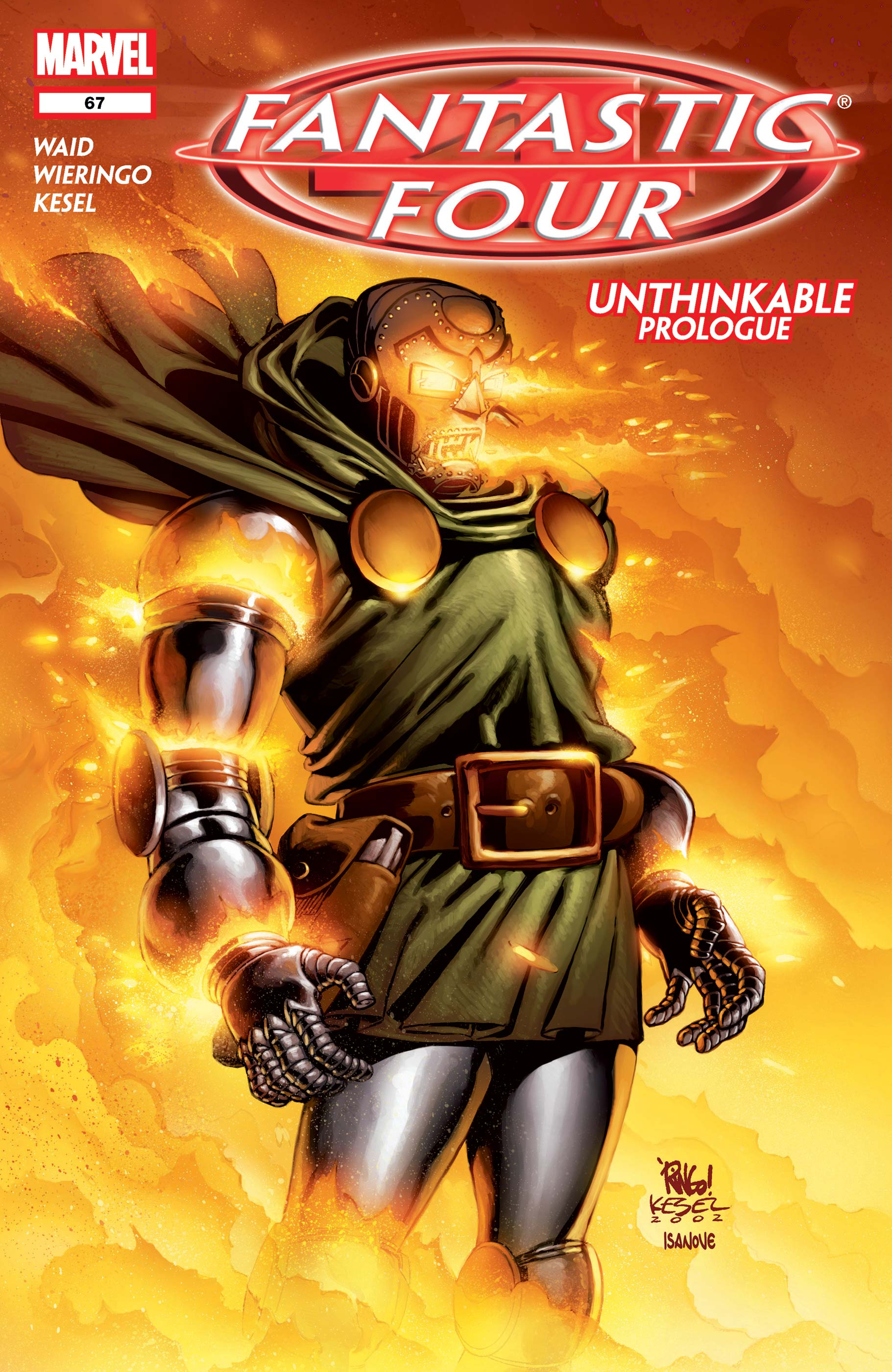 Fantastic Four (1998) #67
