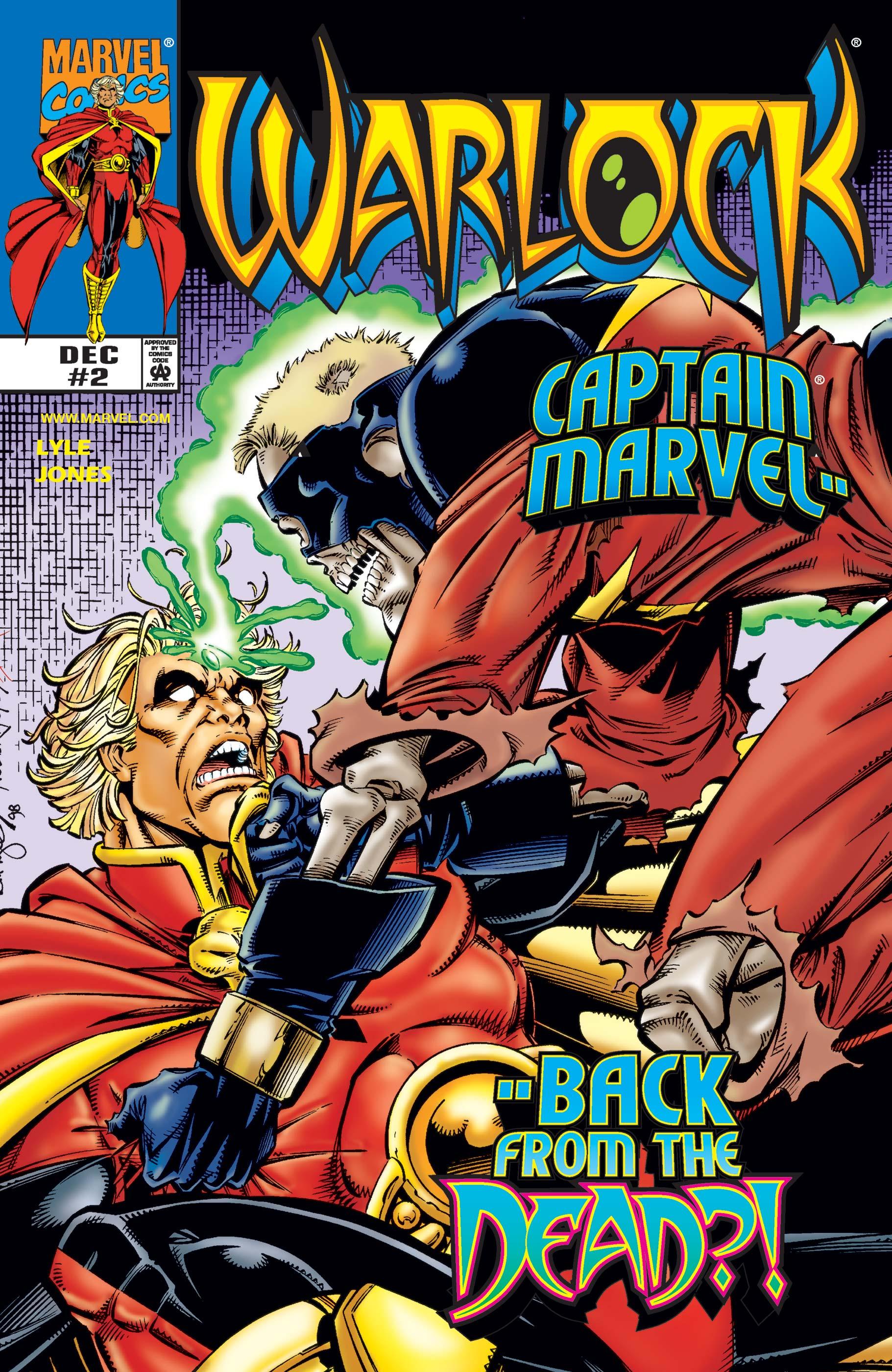 Warlock (1998) #2