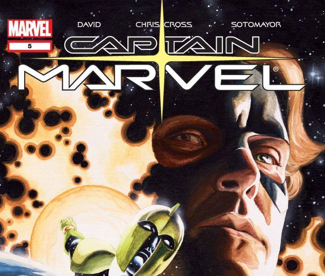 Captain Marvel (2002) #5