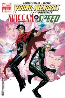 Young Avengers Presents #3
