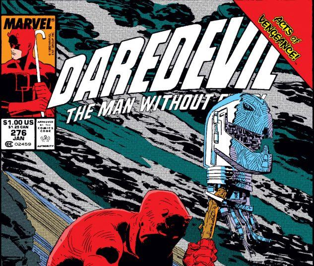 DAREDEVIL (1964) #276