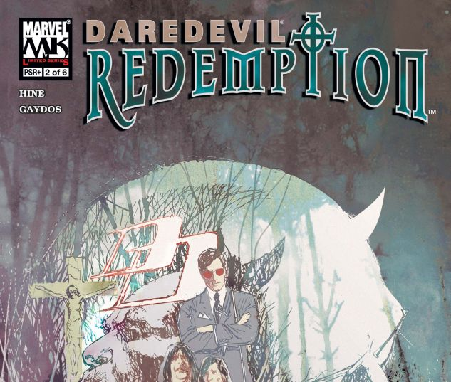 Daredevil: Redemption (2005) #2