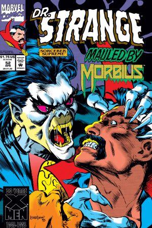 Doctor Strange, Sorcerer Supreme (1988) #52