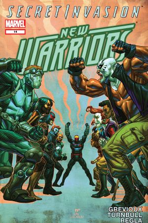 New Warriors (2007) #14