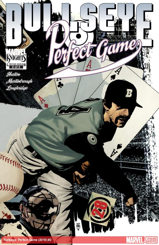 Bullseye: Perfect Game (2010) #2