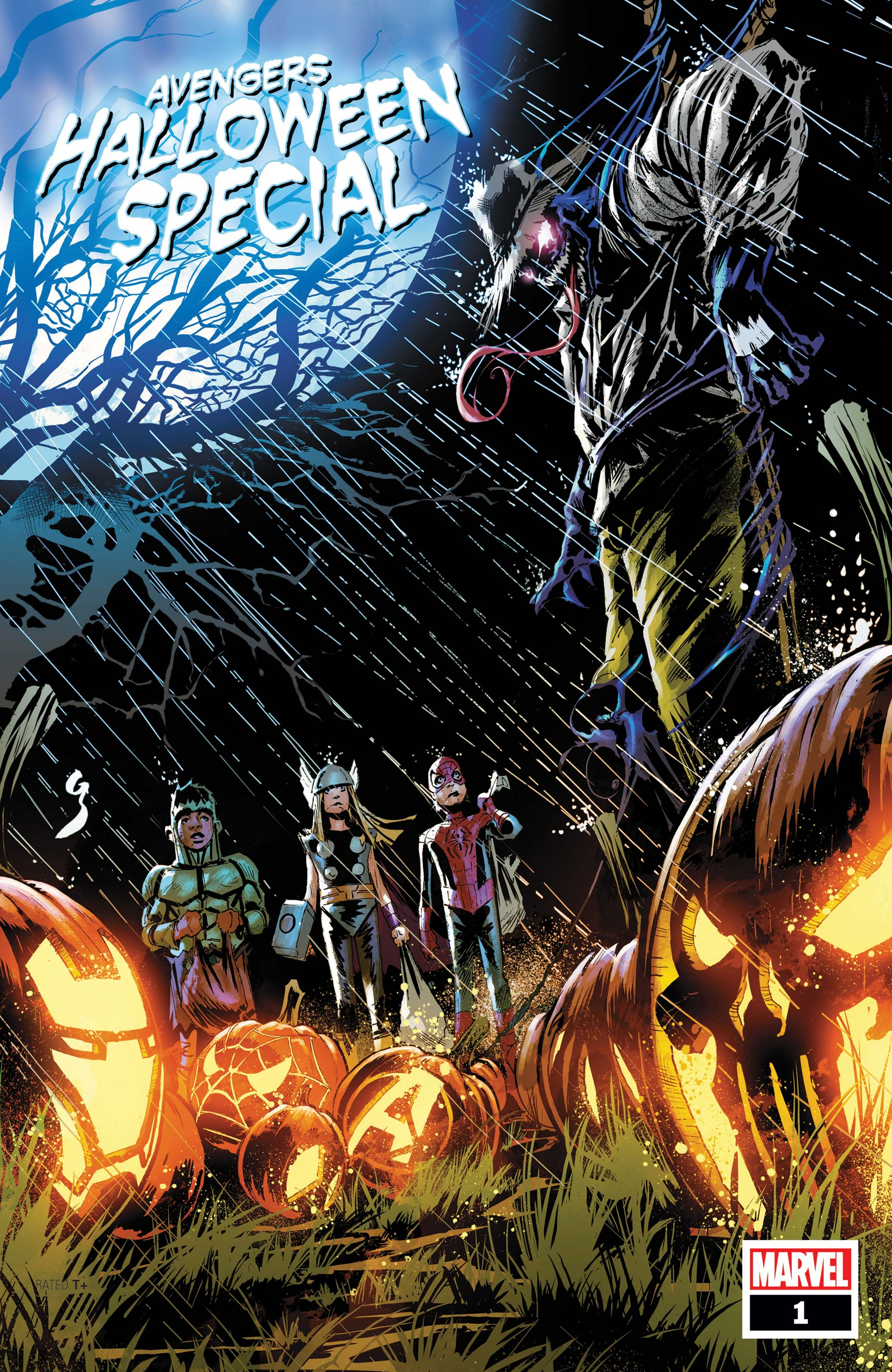 Image result for avengers halloween special