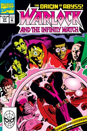 Warlock and the Infinity Watch #31
