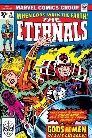 Eternals (1976) #6