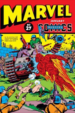 Marvel Mystery Comics #27