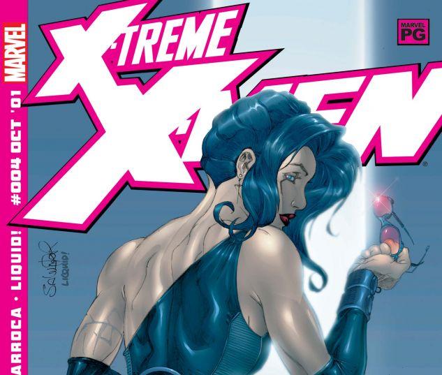X-Treme X-Men (2001) #4