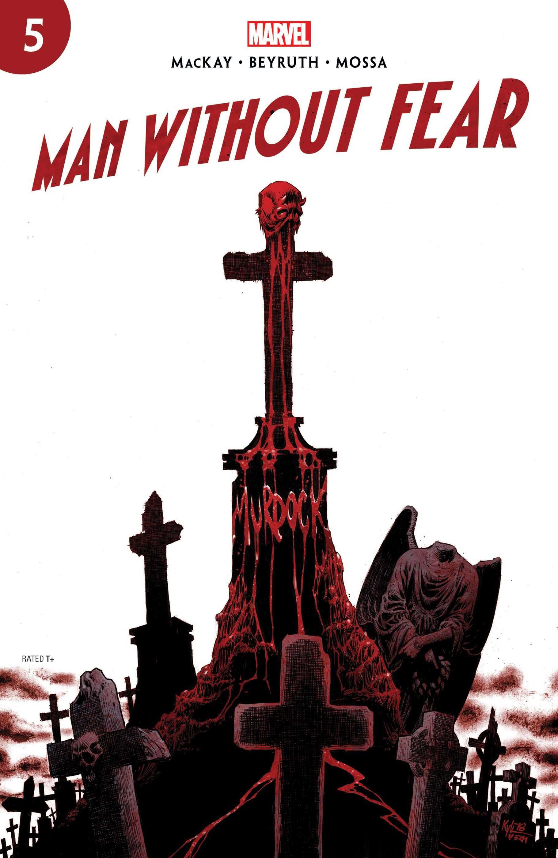 Man Without Fear (2019) #5