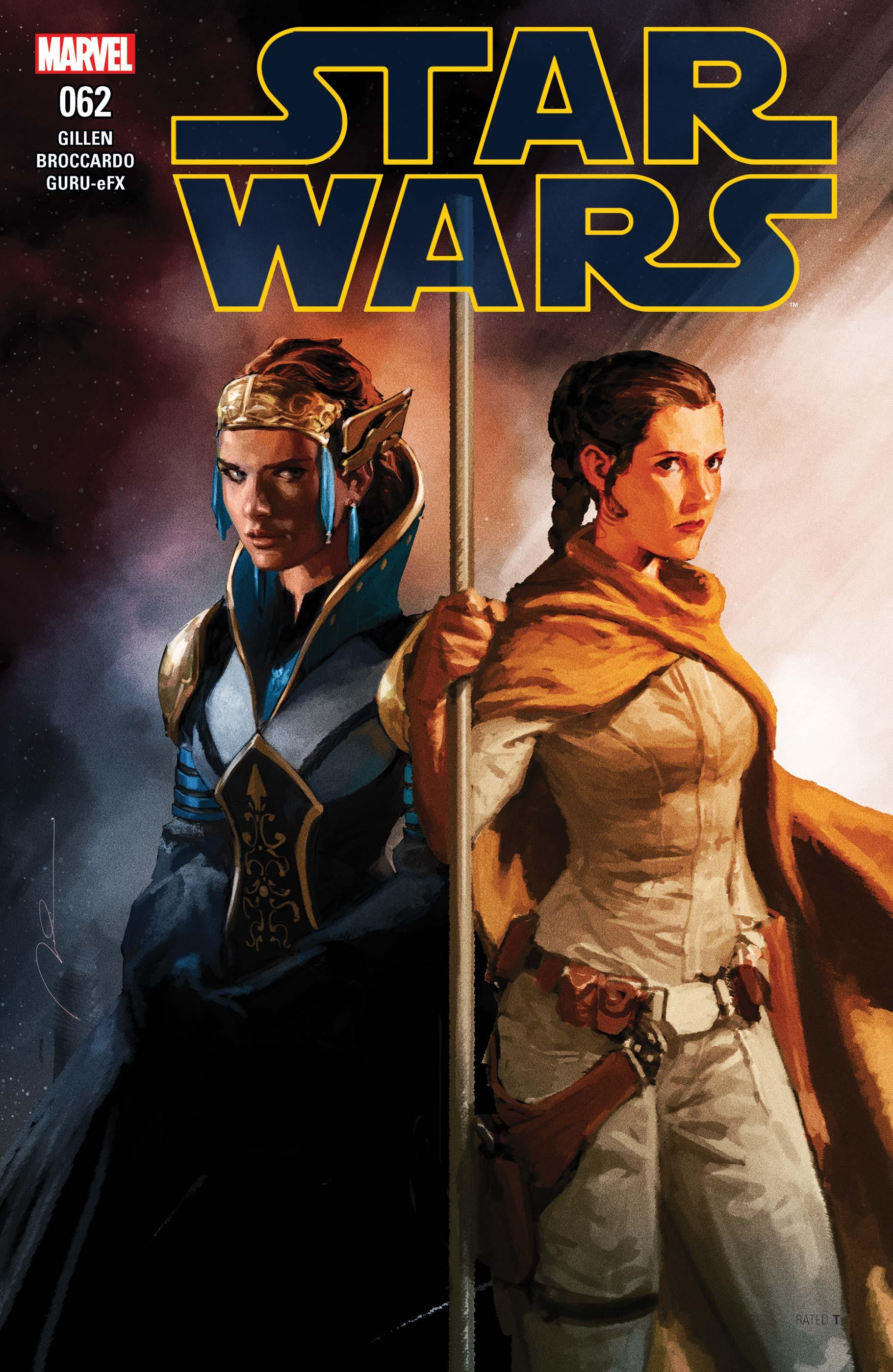 Star Wars (2015) #62