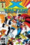 X-Factor (1986) #32