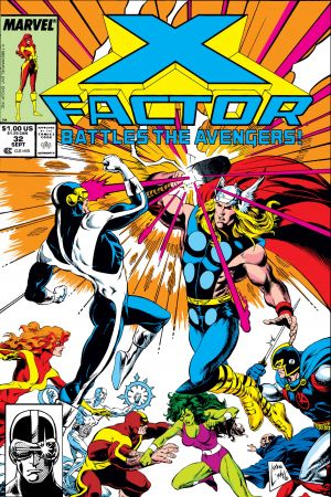 X-Factor #32