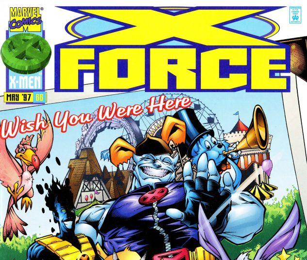 X-Force (1991) #66