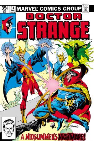 Doctor Strange #34