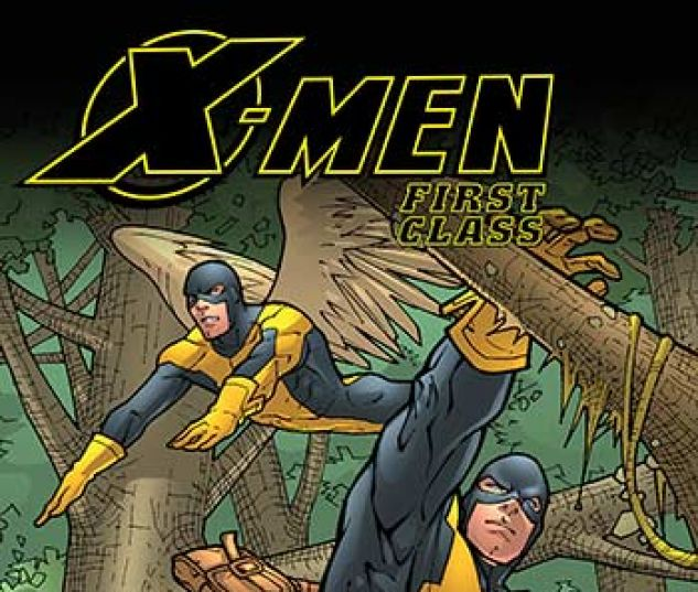 cover from X-Men: First Class Infinite Comic (2019)