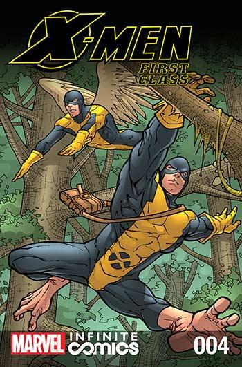 X-Men: First Class (2019) #4