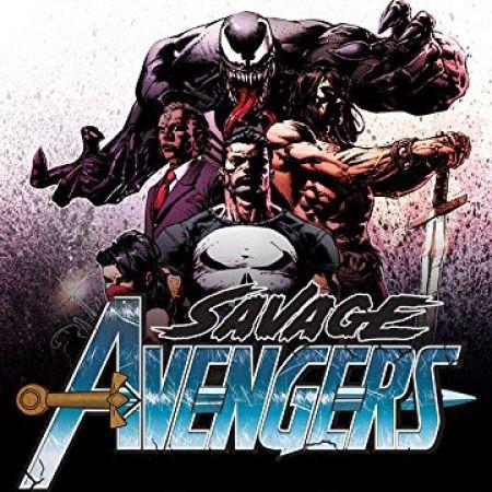 Savage Avengers (2019 - Present)