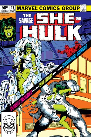 Savage She-Hulk #19