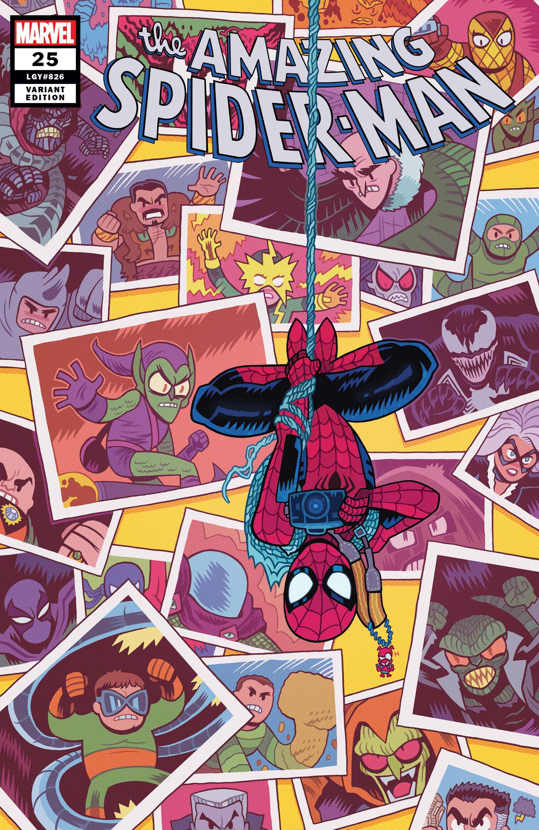 The Amazing Spider-Man (2018) #25 (Variant)
