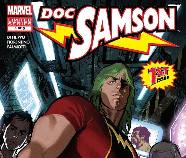 DOC SAMSON (2006) #1