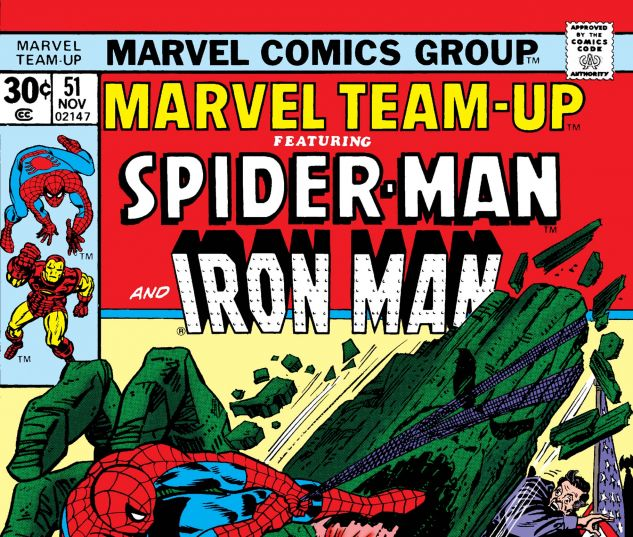 Marvel Team-Up (1972) #51