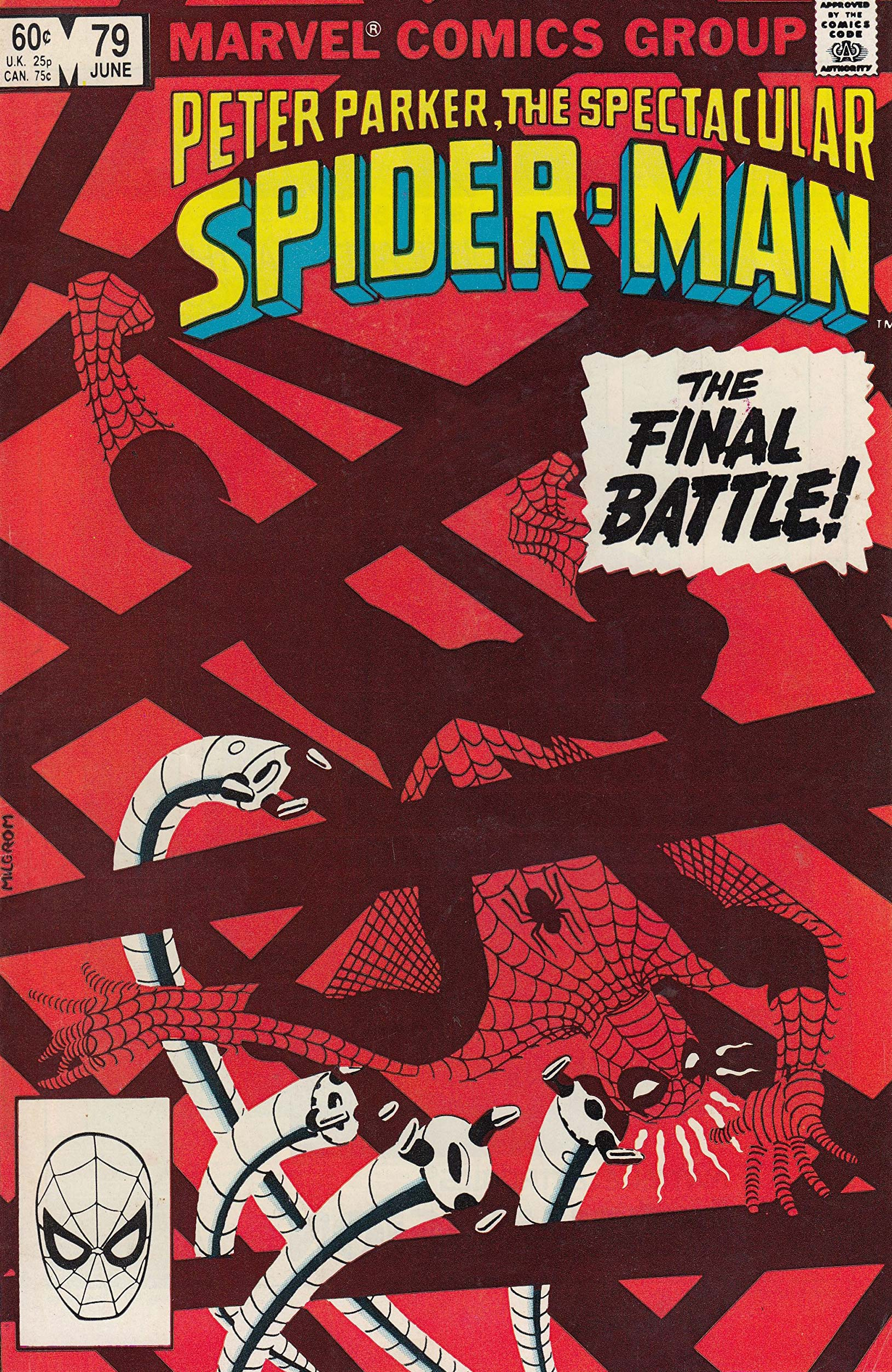 Peter Parker, the Spectacular Spider-Man (1976) #79