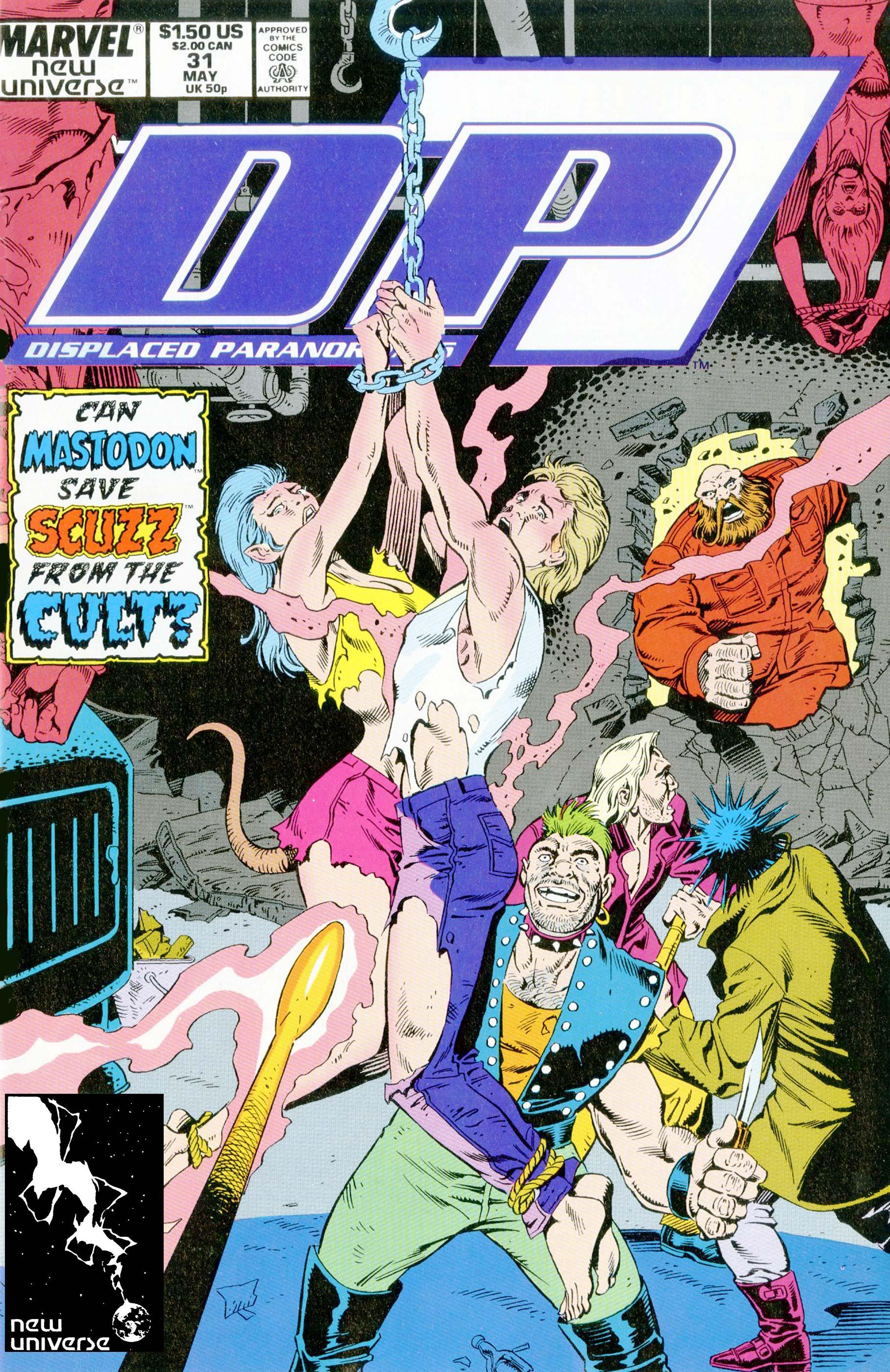 D.P.7 (1986) #31