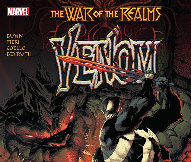 VENOM: WAR OF THE REALMS TPB #3