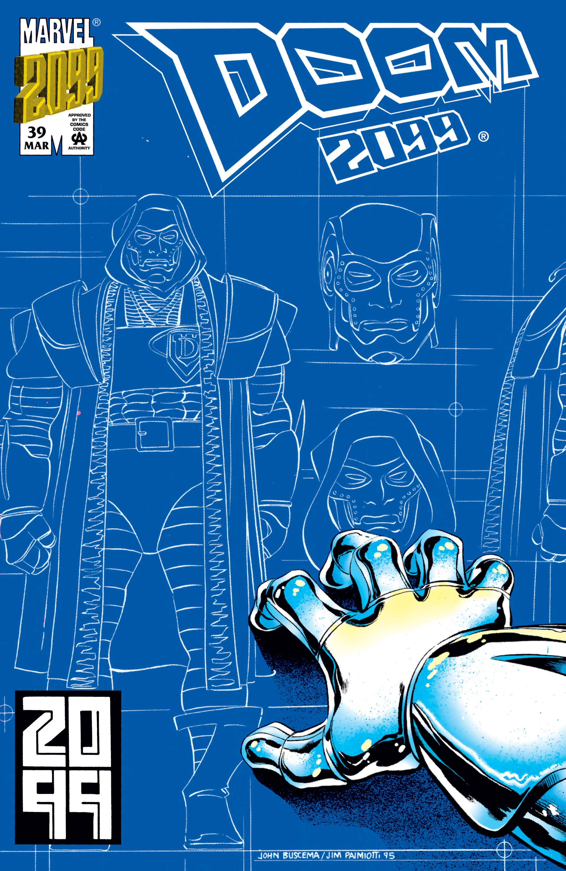 Doom 2099 (1993) #39