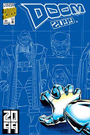 Doom 2099 #39