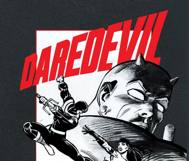DAREDEVIL BY FRANK MILLER COMPANION TPB #1