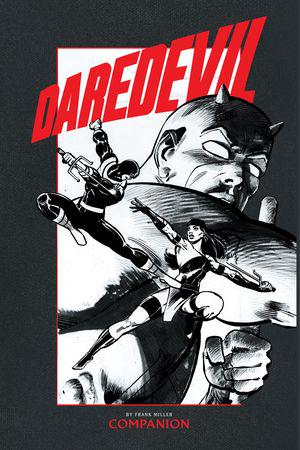 Daredevil By Frank Miller Companion (Trade Paperback)